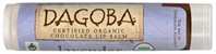 Dagoba Chocolate Lip Balm Lavender 0.15 oz. Eco Lips