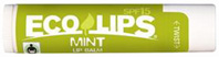 Organic Lip Balm Mint SPF15 0.15 oz. Eco Lips