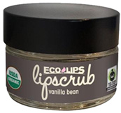Lip Scrub Vanilla Bean 0.5 oz. Eco Lips