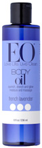 Everyday Body Oil French Lavender, 8 oz. EO Products