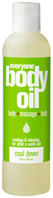 Everyday Body Oil Cool Down