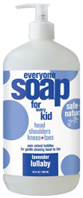 Everyone Kids Soap Lavender Lullaby 32 oz. EO Products