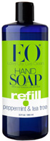 Hand Soap Peppermint & Tea Tree 32 oz. EO Products