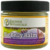 Big Belly Balm 2 oz.  Equinox Botanicals