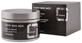 Shave Cream Cedarwood 8 oz. Every Man Jack
