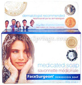 Face Surgeon II Medicated Soap 2 oz. Face Doctor
