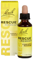 Rescue Remedy #39: Bach Flower Remedies