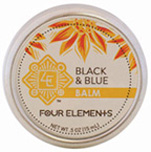 Black & Blue Balm Four Elements Herbals