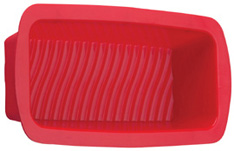 Mrs. Anderson's Baking Silicone Pan Loaf 9.5 x 4 x 2.5 inches