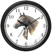 Stallion & Colt Clock WatchBuddy Watches