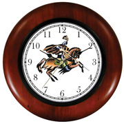 Knight on Horseback / Jousting Clock WatchBuddy Watches