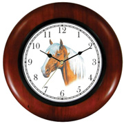 Palomino Horse Clock WatchBuddy Watches