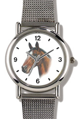 Brown Bay JP Horse WatchBuddy Watches