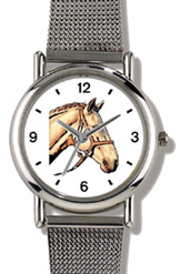 Palomino Horse in Bridle WatchBuddy Watches