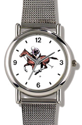 Polo Pony & Rider Chasing WatchBuddy Watches