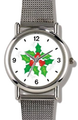 Christmas Mistletoe Watch WatchBuddy Watches