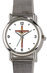 Jesus Christ on Cross Watch WatchBuddy Watches