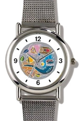 Jewish Holiday Symbols Watch WatchBuddy Watches