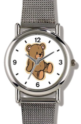 Plain Teddy Watch WatchBuddy Watches