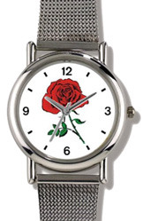Red Rose Watch WatchBuddy Watches