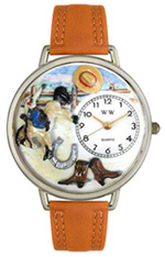 Rodeo Watch / Silver Whimsical Watches