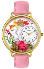 Unicorn Watch / Gold Whimsical Watches