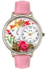 Unicorn Watch / Silver Whimsical Watches