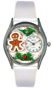 Christmas Gingerbread / Classic Silver