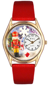 Christmas Nutcracker / Classic Gold