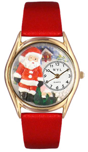 Christmas Santa Claus / Classic Gold