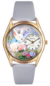 Easter Eggs Watch / Classic Gold
