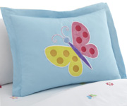 Bed in a Bag 7 pc. FULL BUTTERFLY GARDEN