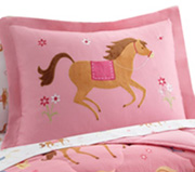 Bed in a Bag 7 pc. FULL HORSES
