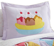 Bed in a Bag 7 pc. FULL ICE CREAM