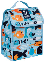 Munch 'n Lunch Bag Big Fish