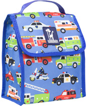 Heroes Munch 'n Lunch Bag Wildkin