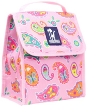Paisley Munch 'n Lunch Bag Wildkin