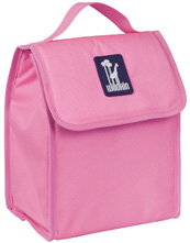 Munch 'n Lunch Bag Pink