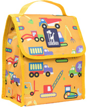 Under Construction Munch 'n Lunch Bag Wildkin