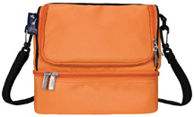 Double Decker Lunch Bag Bengal Orange Wildkin