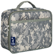 Lunch Box Camo Digital Wildkin