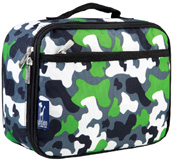Lunch Box Camo Green Wildkin