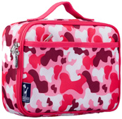 Lunch Box Pink Camo Wildkin