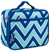 Lunch Box Chevron Seabreeze Wildkin