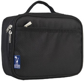 Lunch Box Rip-Stop Black Wildkin