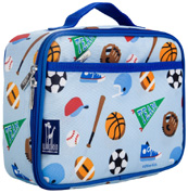 Lunch Box Game On Wildkin
