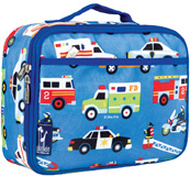 Lunch Box Heroes Wildkin