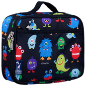 Lunch Box Olive Kids Monsters Wildkin
