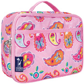 Lunch Box Paisley Wildkin