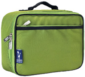 Lunch Box Parrot Green Wildkin